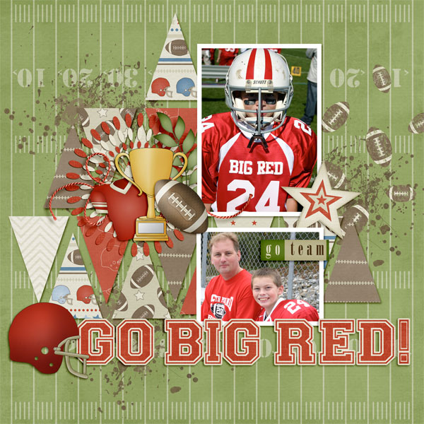 Go Big Red!