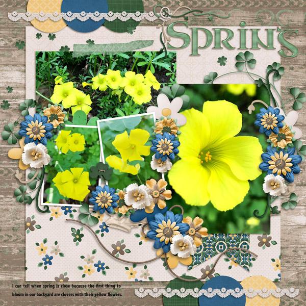 celtic spring