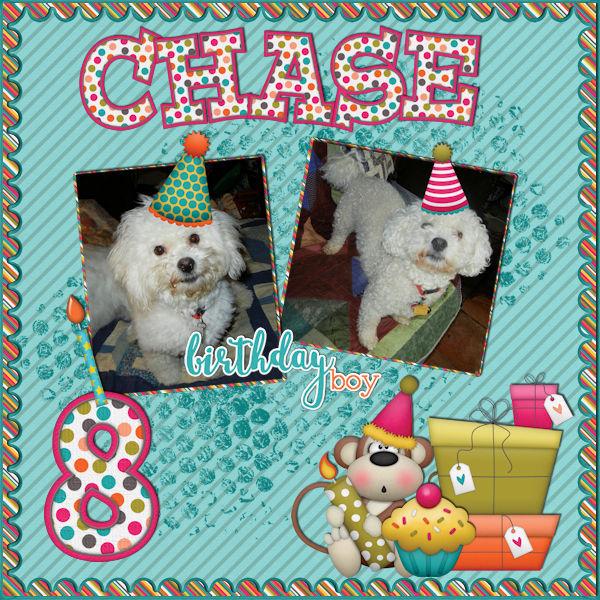Happy Birthday Chase