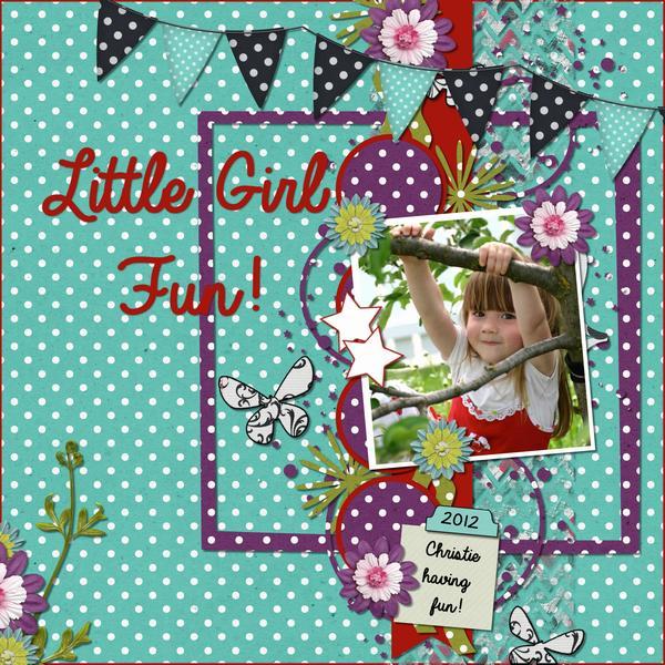 Litte Girl Fun!