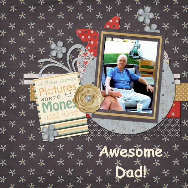Awesome Dad!