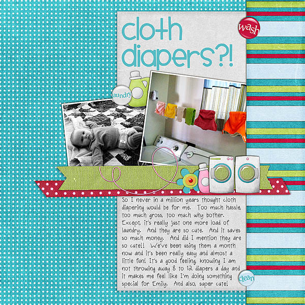 Cloth Diapers...