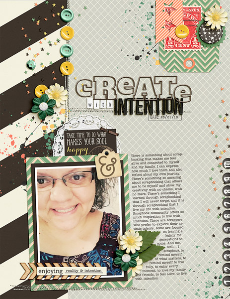 Create with Intention