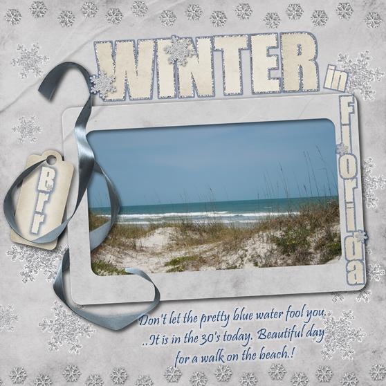 Winter in Florida