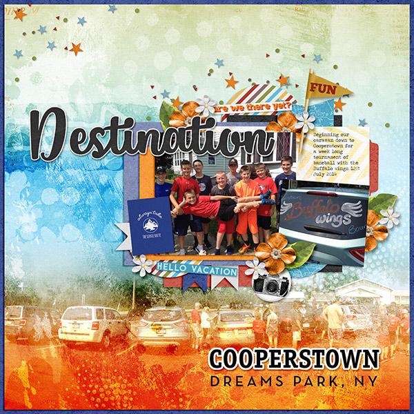 Destination Cooperstown