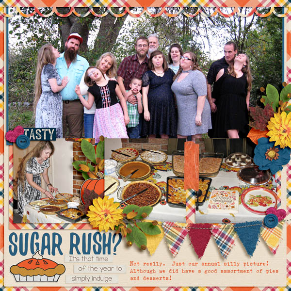 Sugar Rush?