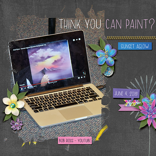 Think you can Paint?
