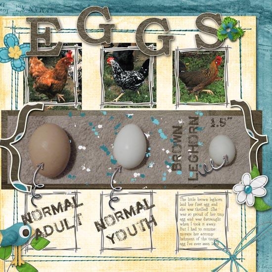joseplhine - eggs