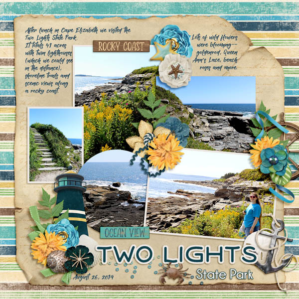 Two Lights State Park