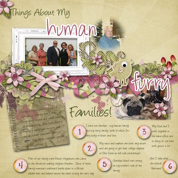 adsr 6.1 - families