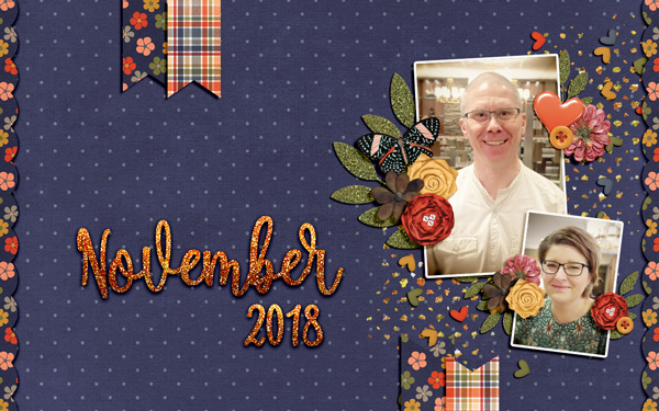November-18 Desktop challenge