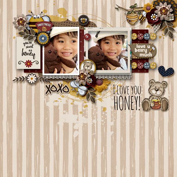 I Love You Honey Love