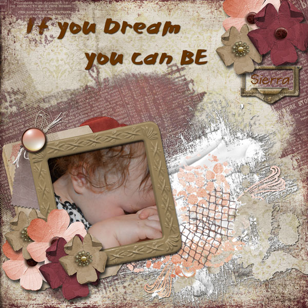 If you Dream, You can Be