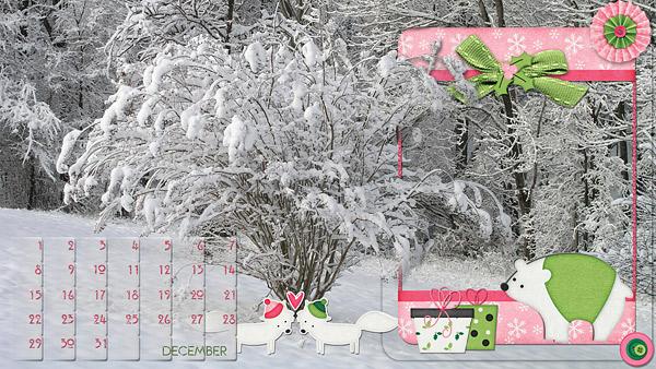 Dec. 2013 Calendar
