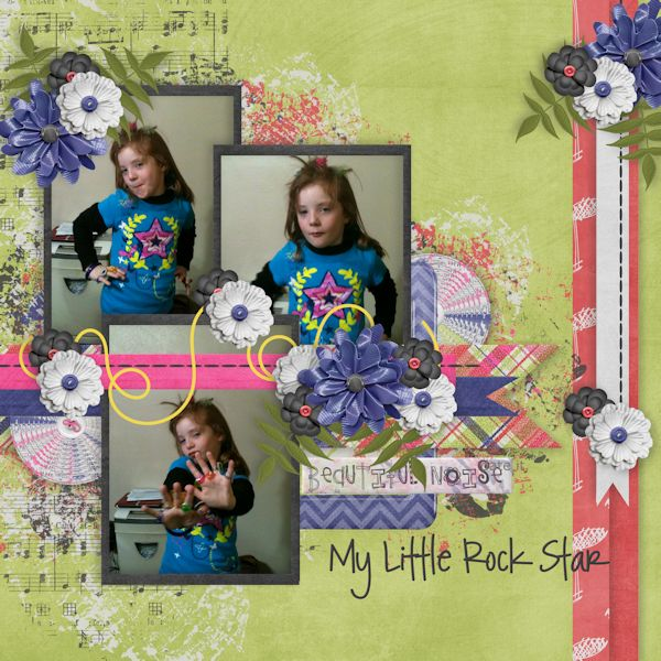 My Little Rock Star
