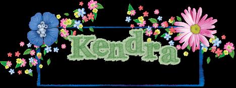 kendra signature