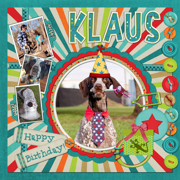 Happy Birthday Klaus