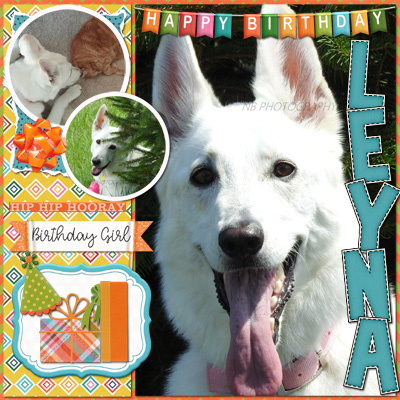 Happy Bday Leyna!