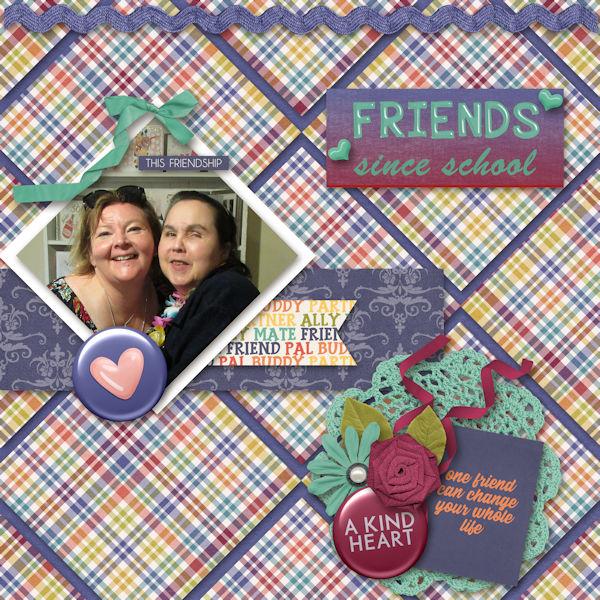 Friends Since School