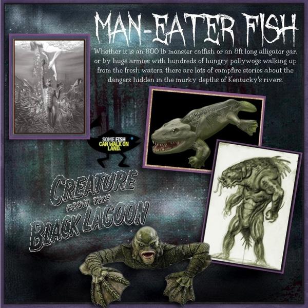 Man-Eater Fish