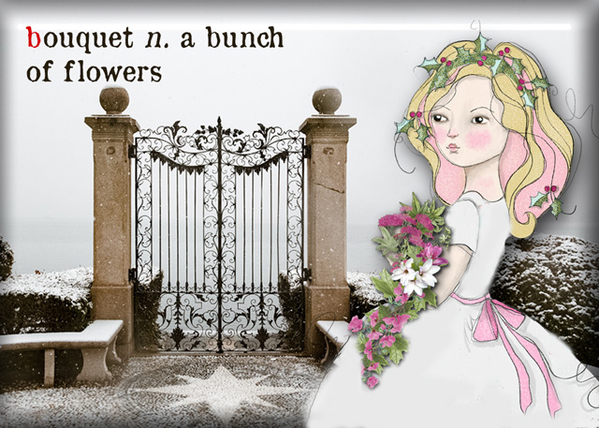 B is for Bouquet