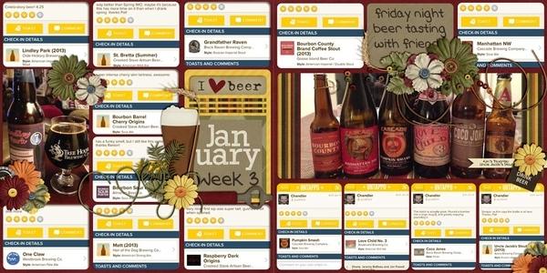January Beer week 3