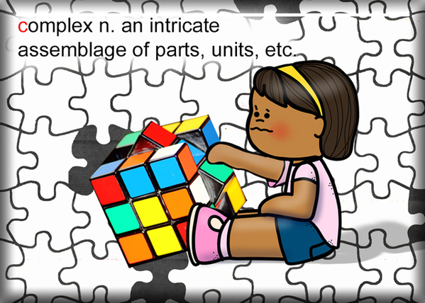 C is for Complex