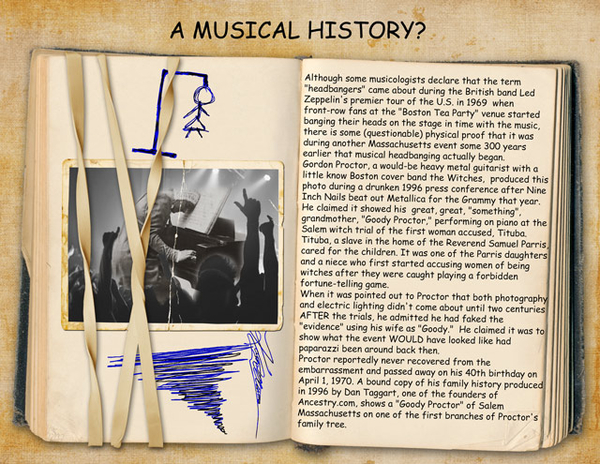 A Musical History?