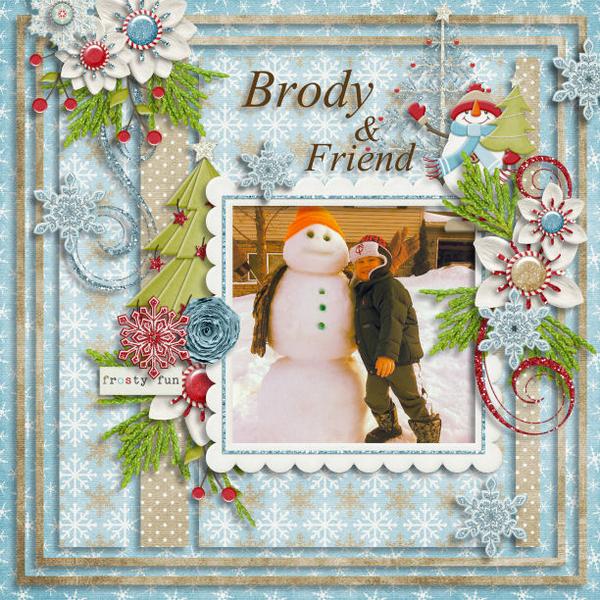 Brody & Friend