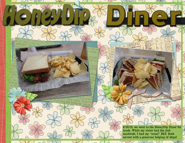 HoneyDip Diner