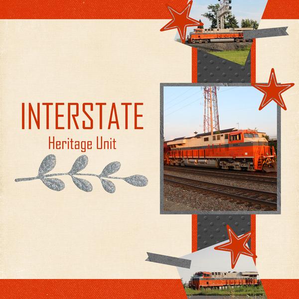 Interstate Heritage Unit