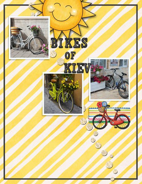 Bikes of Kiev