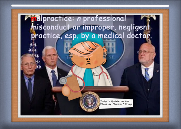 M is for Malpractice