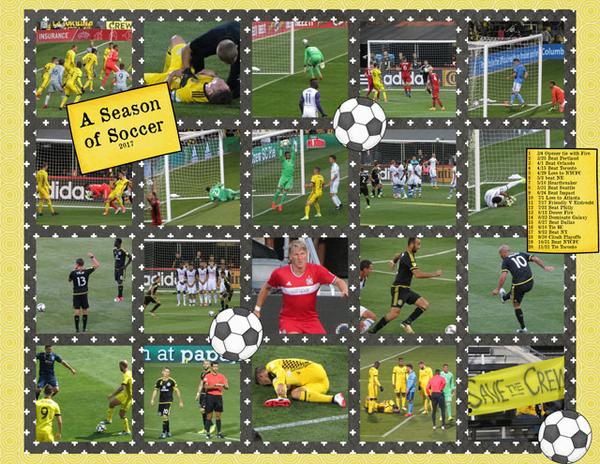 A Season of Soccer