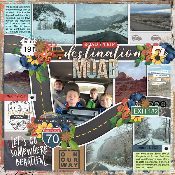 Moab Road Trip