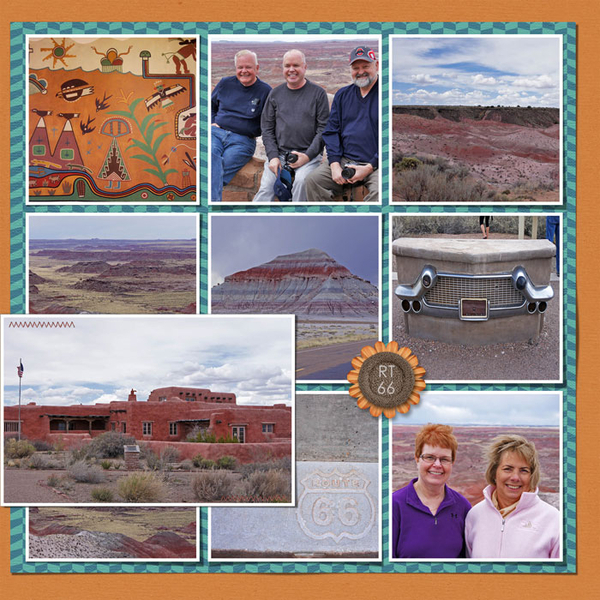 Painted Desert side B