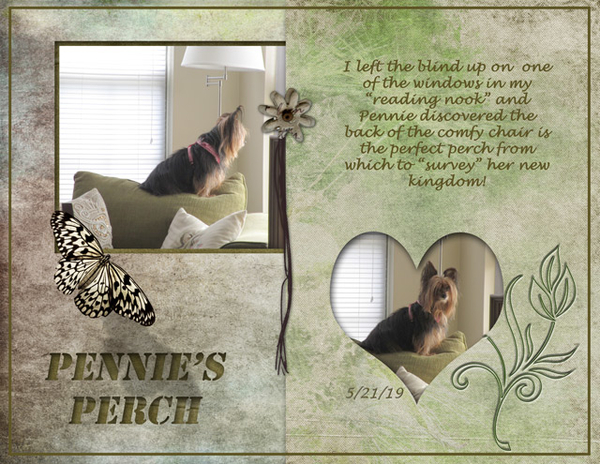 Pennie's Perch