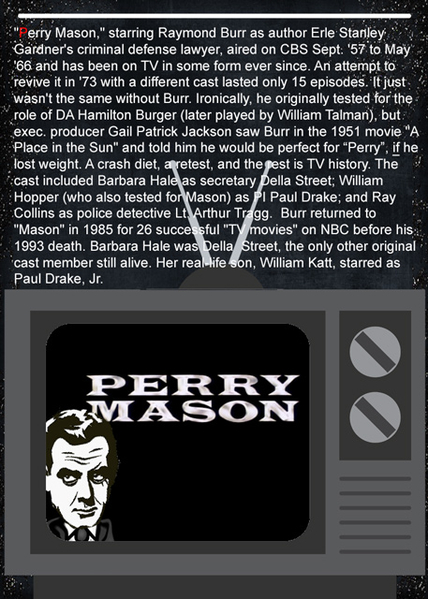 TV A to Z PERRY MASON