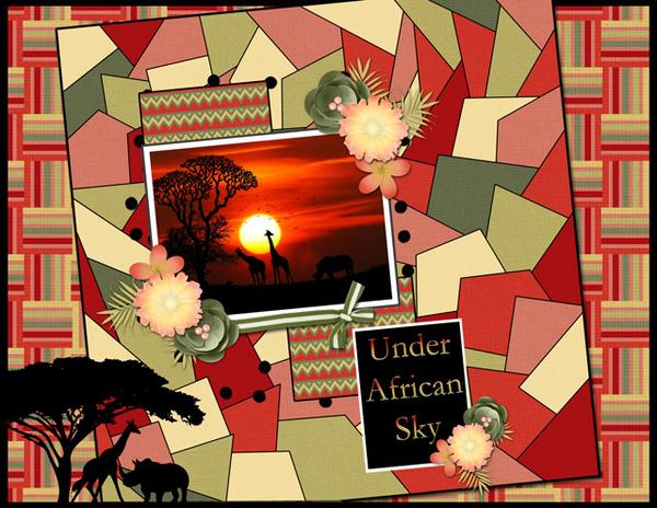 Under African Sky