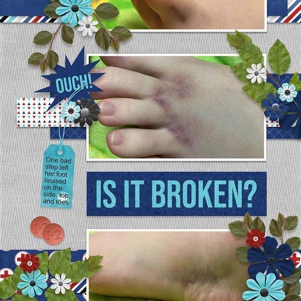 Is it Broken