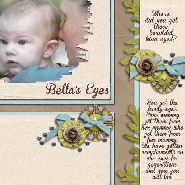 Bella's Eyes