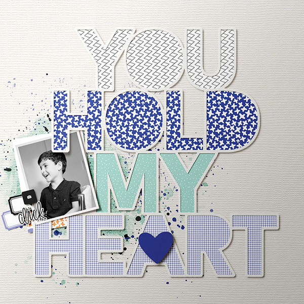 you hold my heart