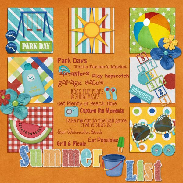 Pixels by Jen Chat 5/16/13 - Summer Bucket List