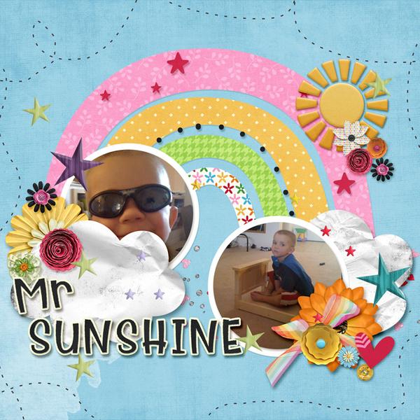 Mr Sunshine