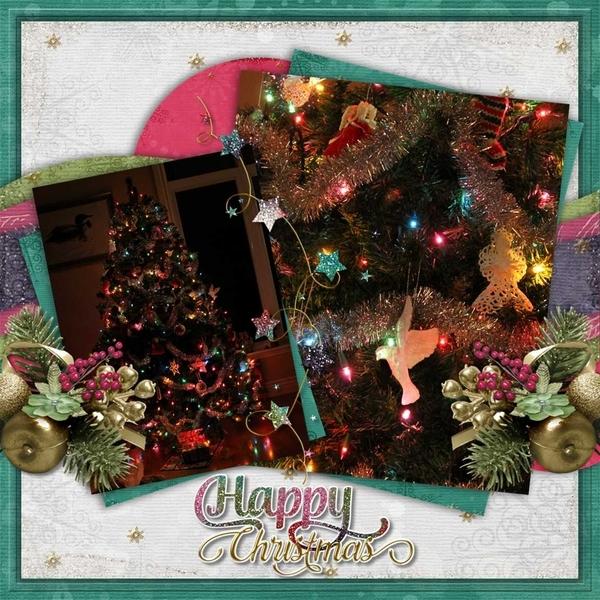 Silvia Romeo - Christmas Glam