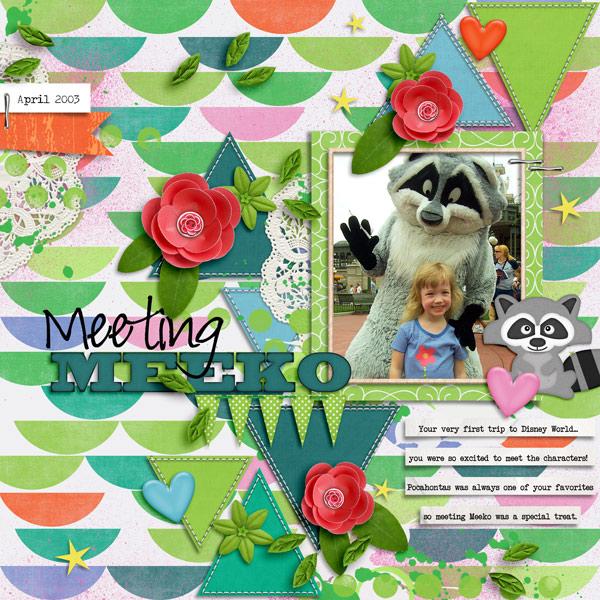 Meeting Meeko
