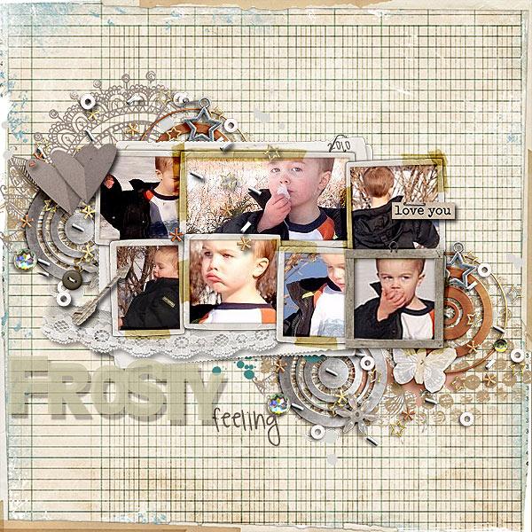 Frosty Feeling