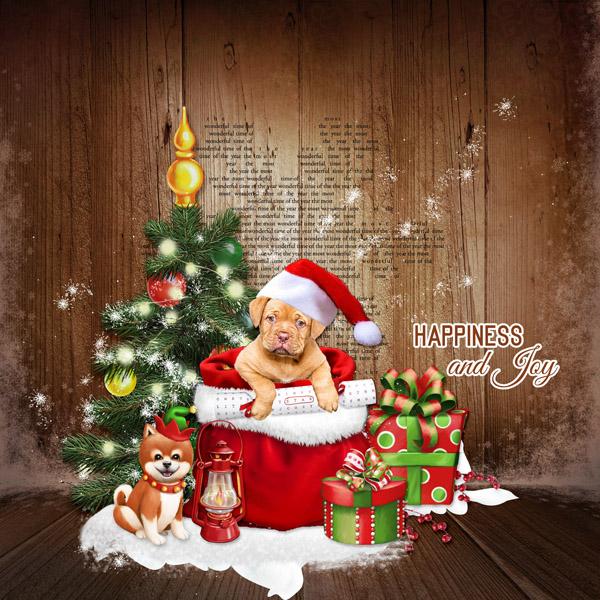 Christmas with Teddy