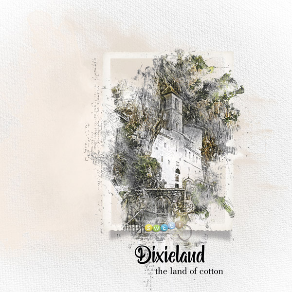 Dixieland The land of Cotton