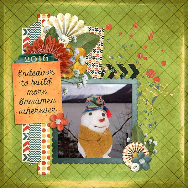 Snowman Endeavor